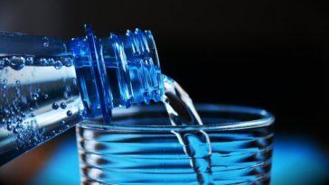 Water Drink Bottle