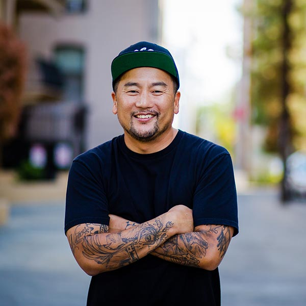 Roy Choi as himself