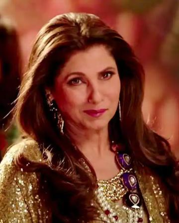 Dimple Kapadia as Priya
